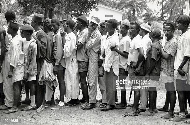 Elections in Guinea Conakry in 1958