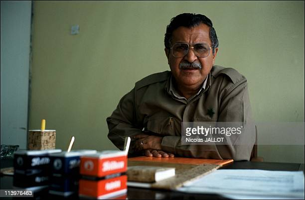 Elections In Kurdistan Iraq On May 19 1992Talabani UPK leader