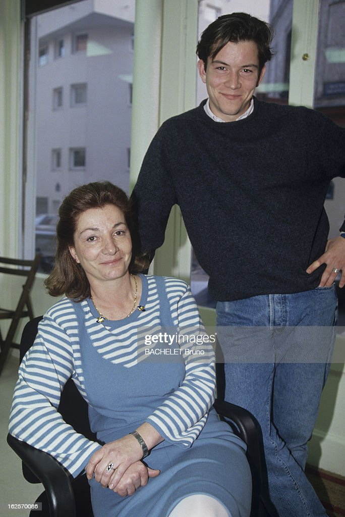 Elections March 1993: Anne Cuillé Candidate Of The 20Th District ...