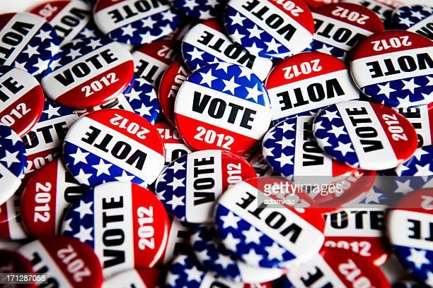 Electon 投票ボタン