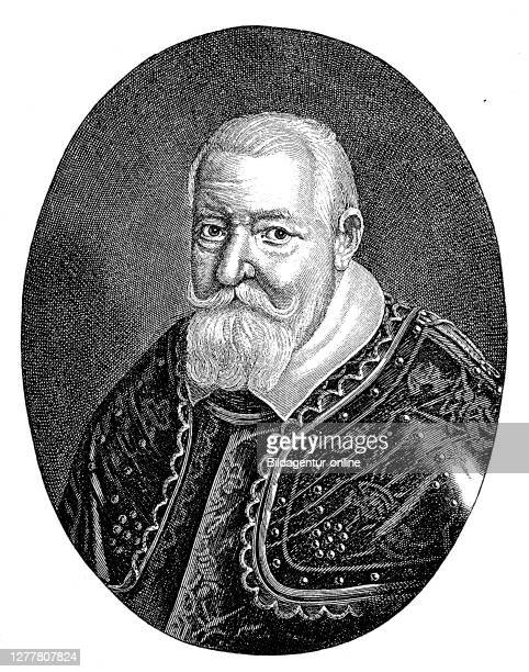 Elector Johann Georg I of Saxony, 5 March 1585 - 8 October 1656, was a prince from the House of Wettin. Since 23 June 1611 he was Elector of Saxony...