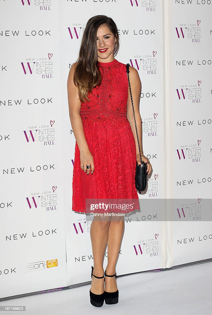 New Look Winter Wishes Charity Ball - Red Carpet Arrivals