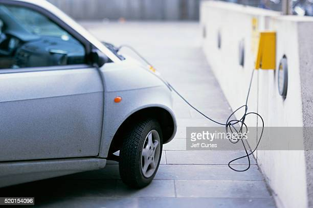 Electric Automobile Recharging