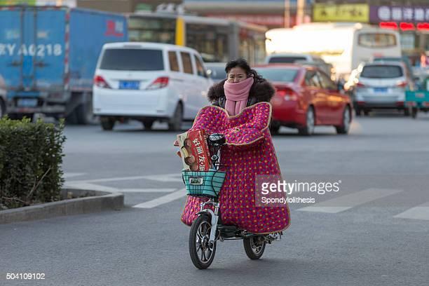 Electric Bike in Beijing