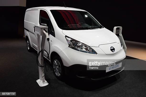 Voiture électrique et station de recharge pour véhicules électriques