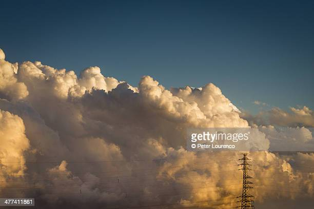 electric clouds - peter lourenco stock pictures, royalty-free photos & images