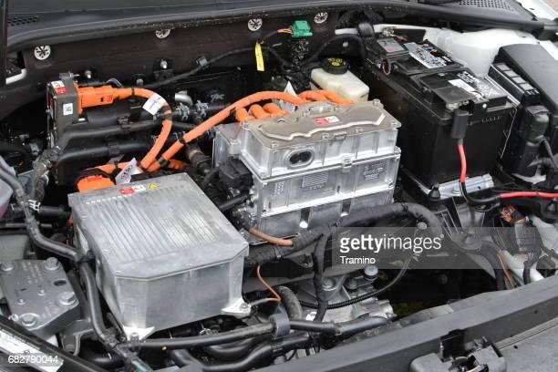 Elektromotor im Fahrzeug Volkswagen e-Golf