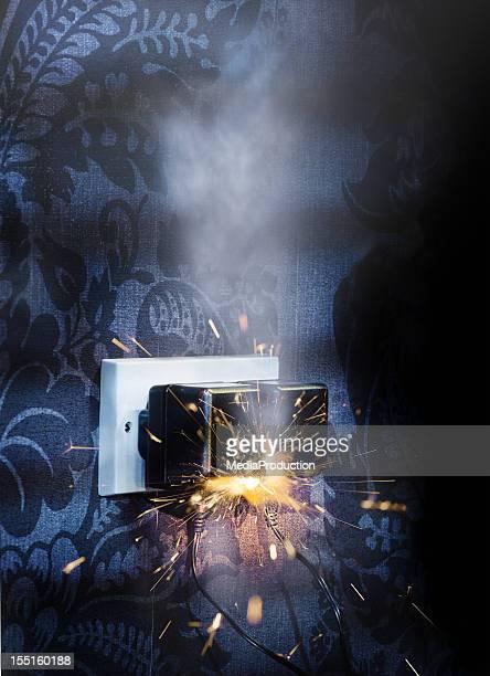 Electric de incendios