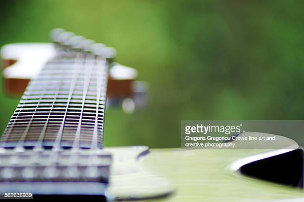 electric guitar - gregoria gregoriou crowe fine art and creative photography stock pictures, royalty-free photos & images