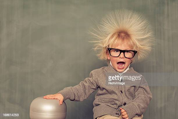electric hair - electricity stock pictures, royalty-free photos & images