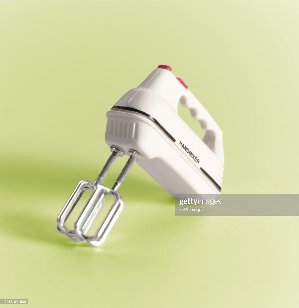 Electric Hand Mixer : Stock Photo