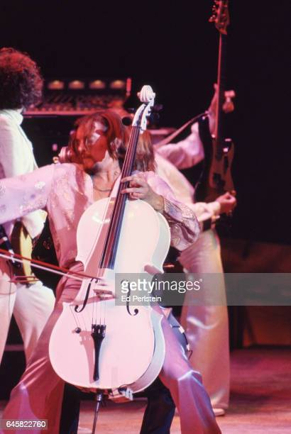 Electric Light Orchestra performs at the Oakland Coliseum in Oakland California on August 23 1978
