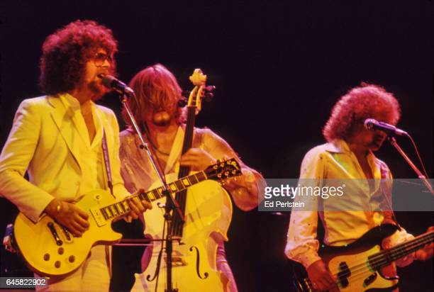 Electric Light Orchestra performs at the Oakland Coliseum in Oakland, California on August 23, 1978