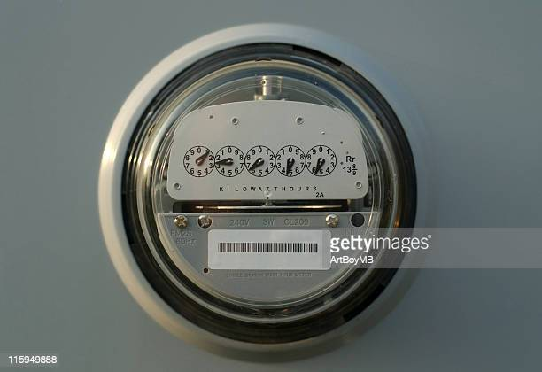 electric meter - electrical box stock pictures, royalty-free photos & images
