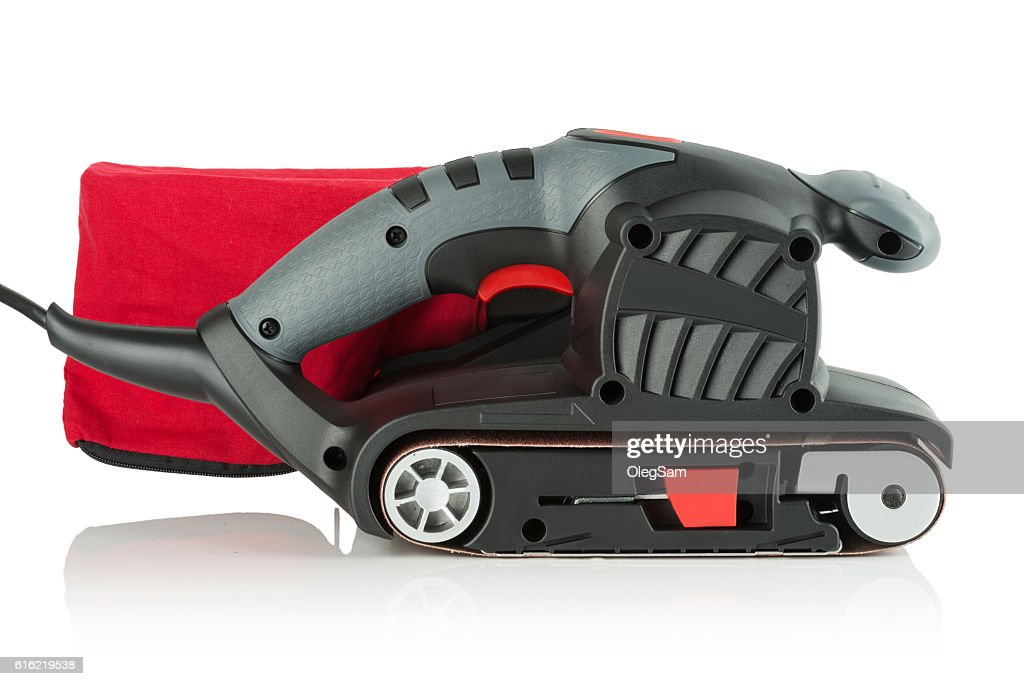 Electric sander : Stockfoto