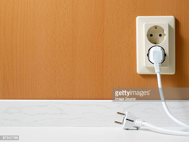 Electric socket and plug