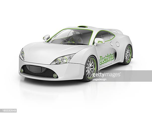 electric supercar - alternative fuel vehicle stock pictures, royalty-free photos & images