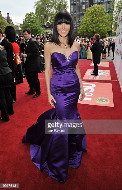Electric Violinist Linzi Stoppard attends the Classical BRIT Awards held at The Royal Albert Hall on May 13 2010 in London England