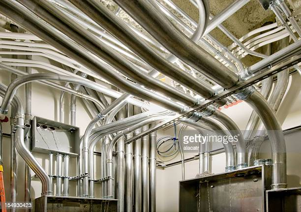 Electrical Conduit Rough-In