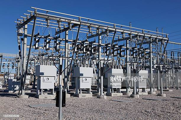 Electrical Power sub-station