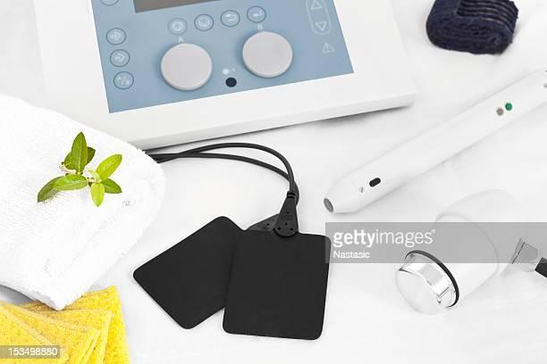 Stimulation électrique de musculation