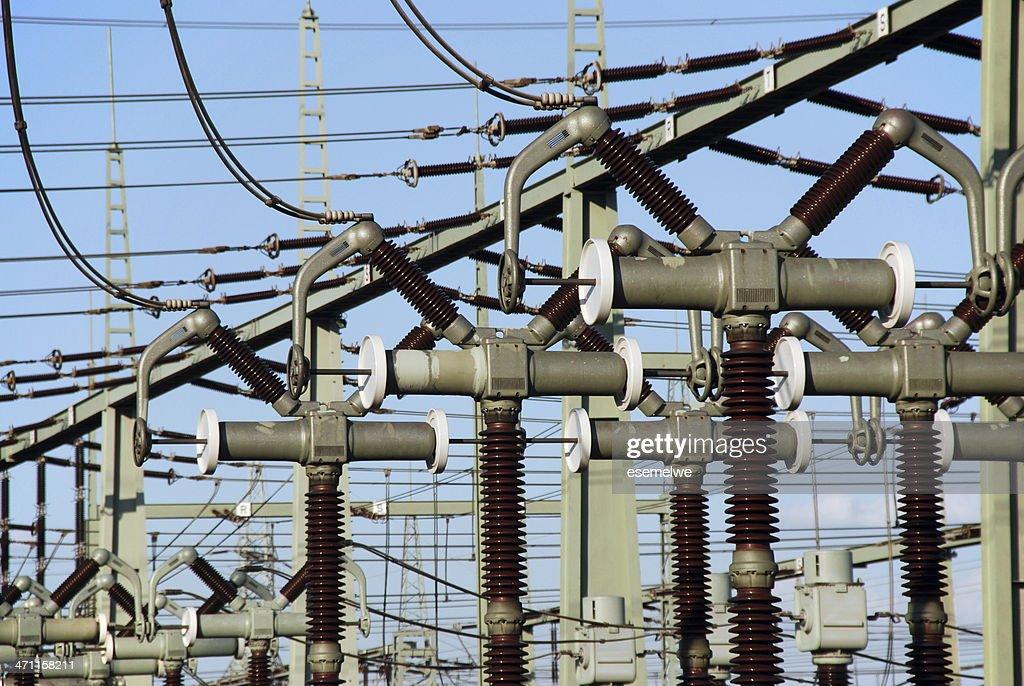 Electrical Substation - JFS Engineering