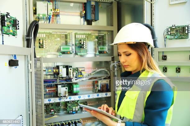 Elektriker Ingenieur Arbeitnehmer