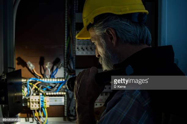 electrician - power supply stock pictures, royalty-free photos & images