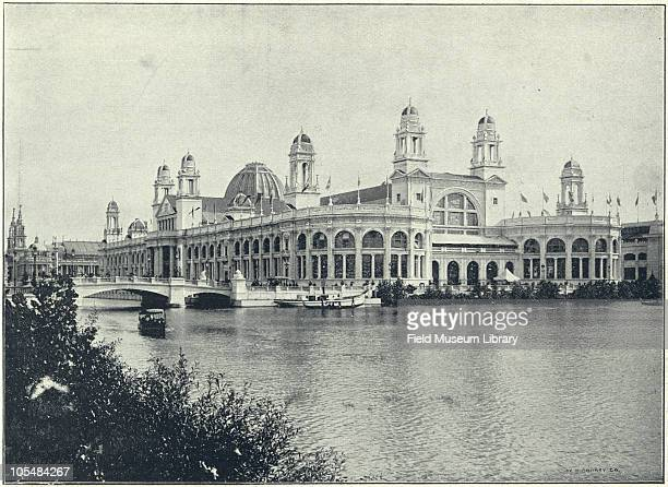 Electricity Building World's Columbian Exposition Van Brunt and Howe Architects Chicago Illinois 1896