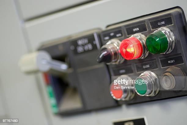 Electricity gauge