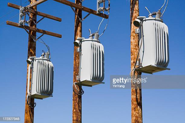 Electricity High Voltage Transformer for Sending Power Line Energy Generation