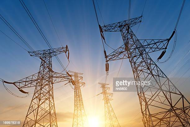 Electricity Pylon power
