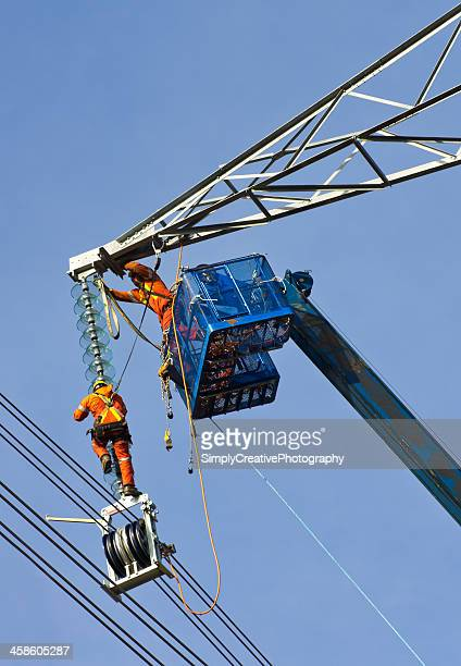 Electricity Tower Construction