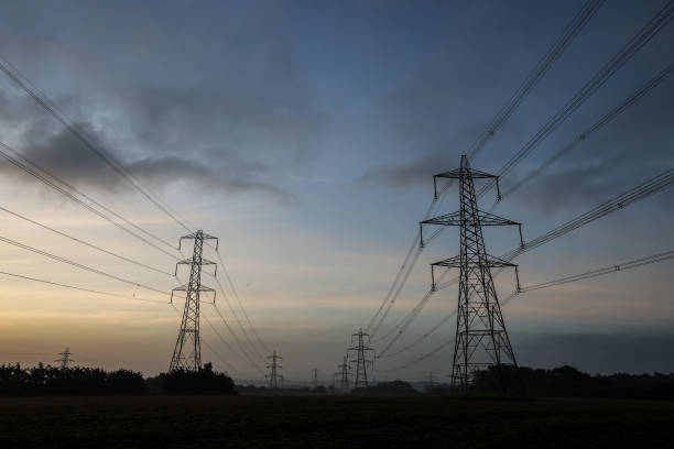 GBR: Energy Infrastructure As U.K. Warns of Challenging Few Days