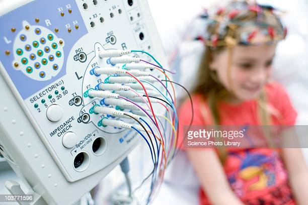 electroencephalography - eeg stock pictures, royalty-free photos & images