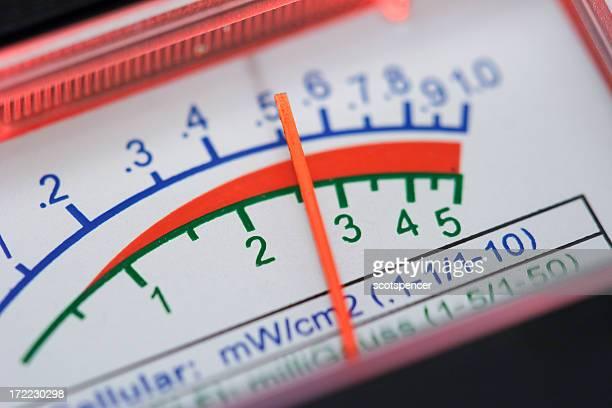 Electromagnetic field meter