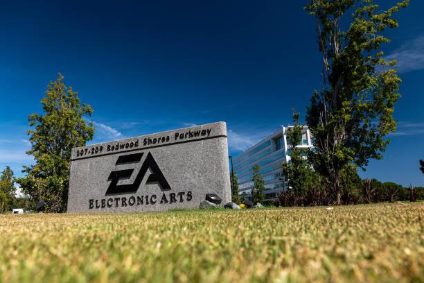 CA: Electronic Arts Headquarters Ahead Of Earnings Figures