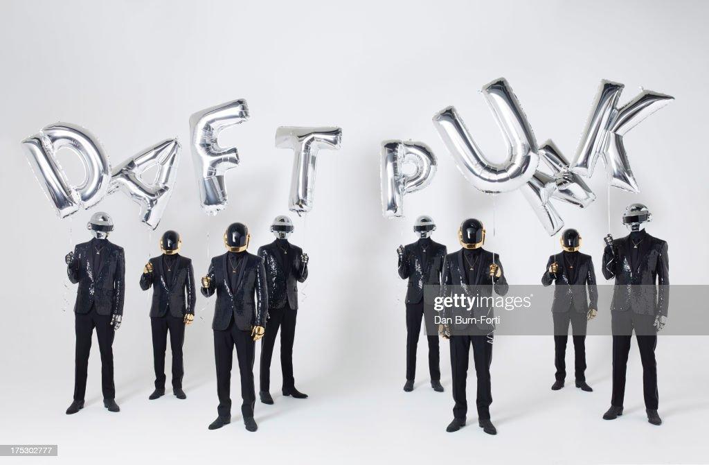 Daft Punk, Esquire UK, May 1, 2013