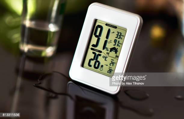Electronic hygrometer