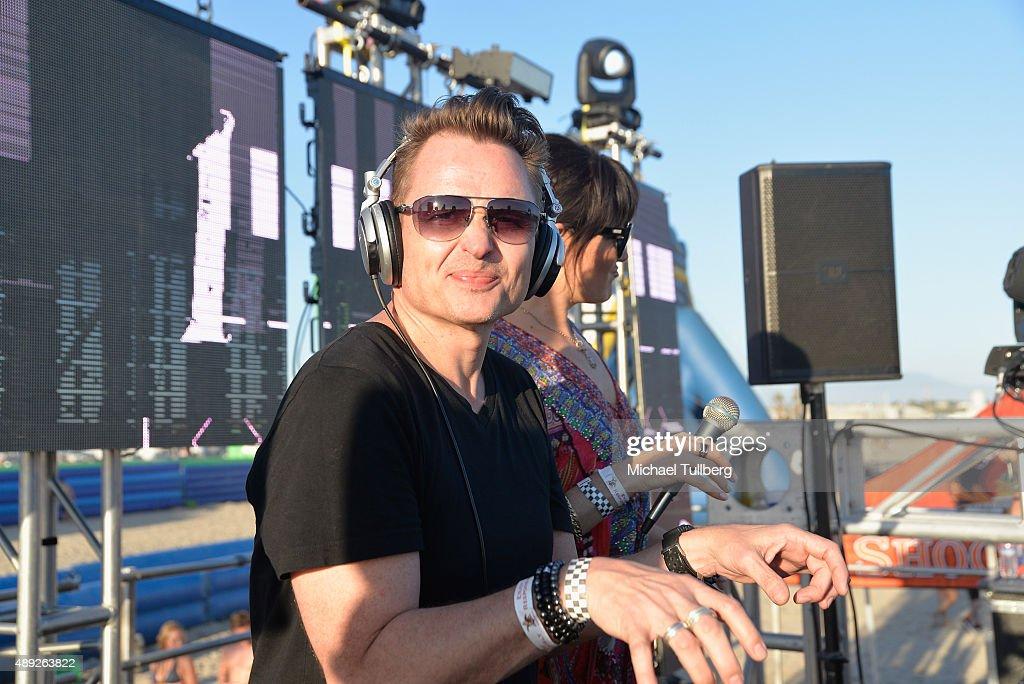 Sundown Music Festival 2015 : News Photo