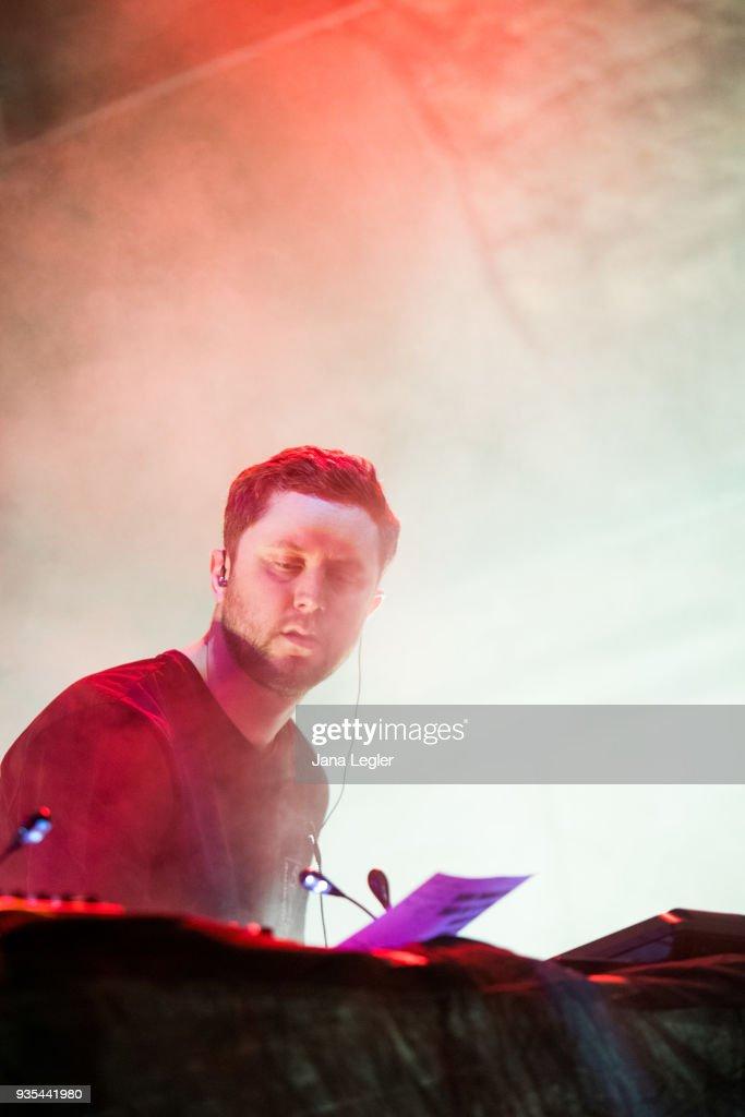 George FitzGerald Performs In Berlin