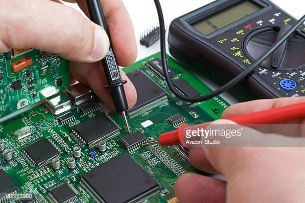Elektronische Techniker