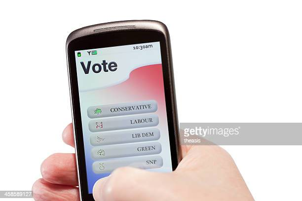 electronic voting - theasis stock pictures, royalty-free photos & images