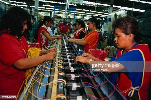 Electronics Assembly Line