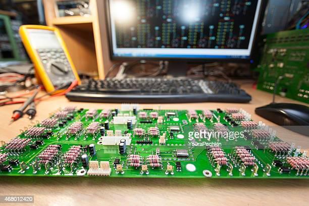 Électronique de production