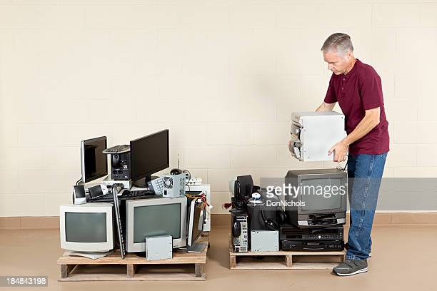 Electronics Recycling Center