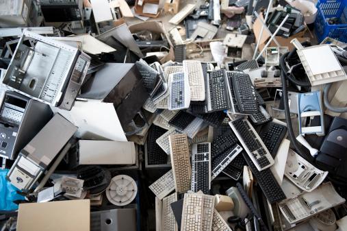 Electronics Recycling 185234332