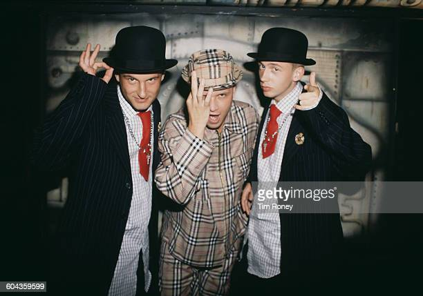 Electropop group 2wo Third3 circa 1995 They are managed by Tom Watkins and supprted East 17 on their 1994 Around the World tour