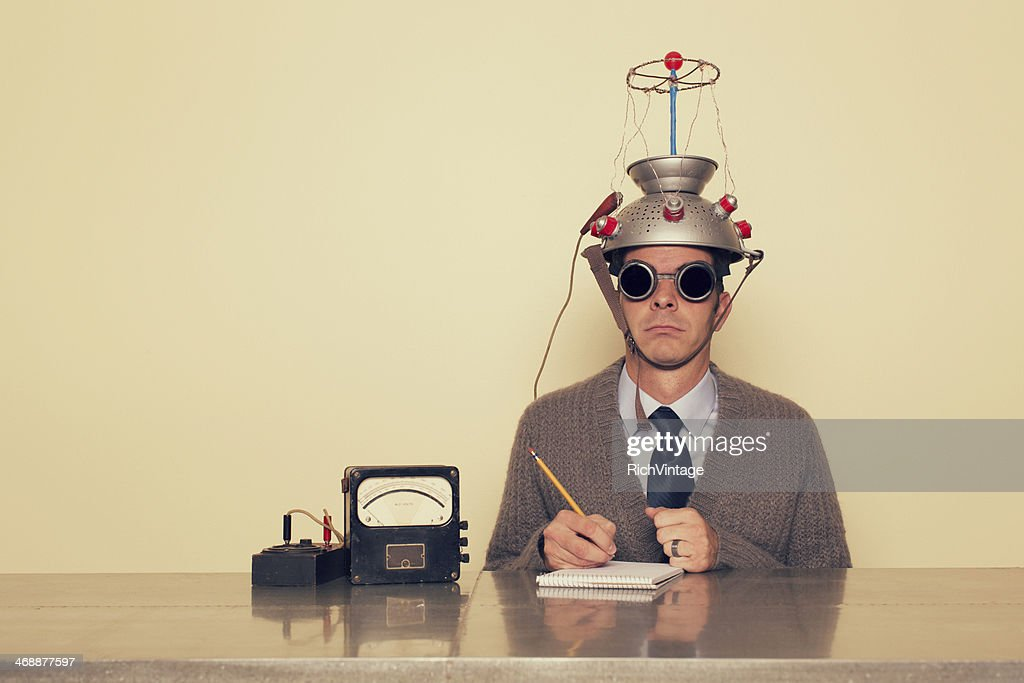 Electrotherapy : Stock Photo