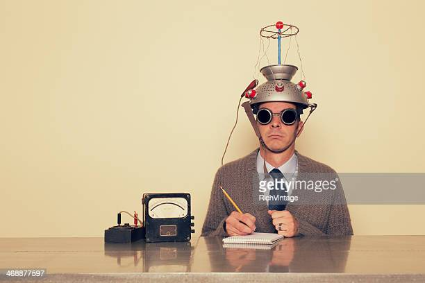 electrotherapy - bizarre stock pictures, royalty-free photos & images